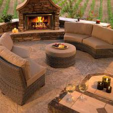 Outdoor living spaces 3